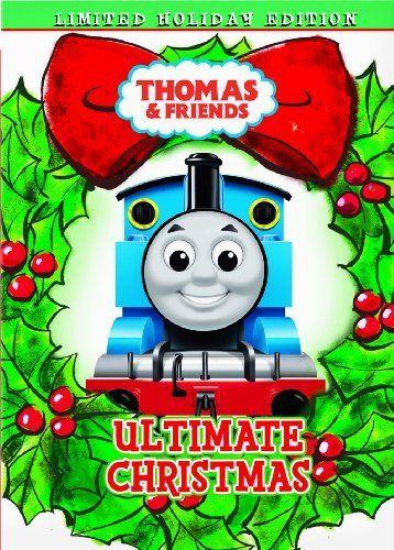 thomas friends ultimate christmas dvd thomas friends