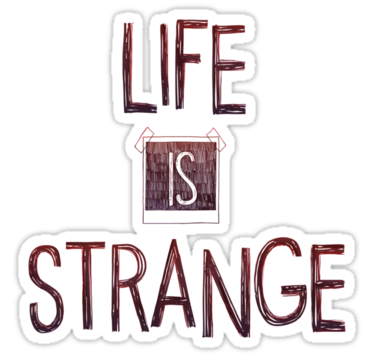 Life Is Strange Logo 2 By Sacredrite