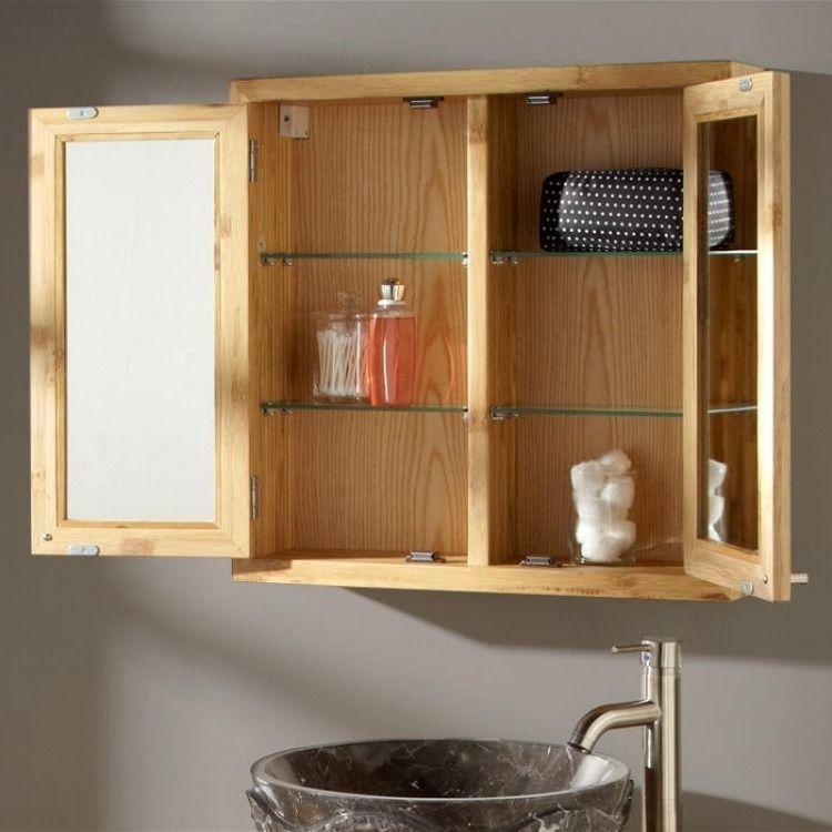 Badezimmer Spiegelschrank Bambus Badezimmerspiegelschrankbambus Badezimmer Spiegelschrank Bambus Badezimmer Spiegelschrank