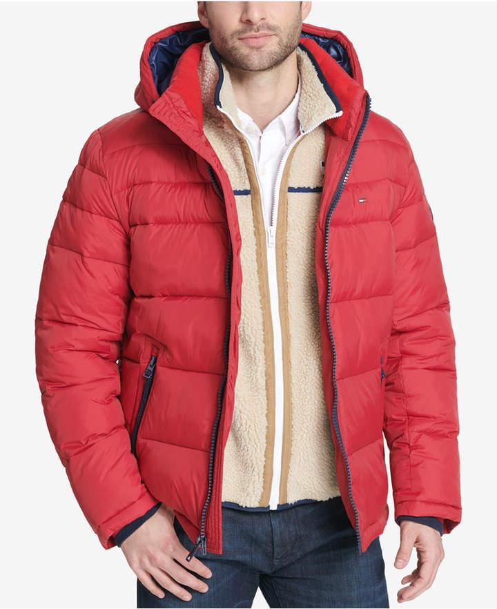 Tommy Hilfiger Men Quilted Puffer Jacket | Tommy hilfiger