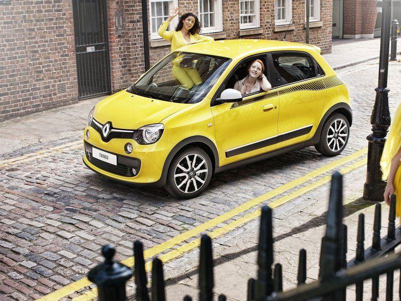 2016 Renault Twingo City Car Motor Car Small Cars