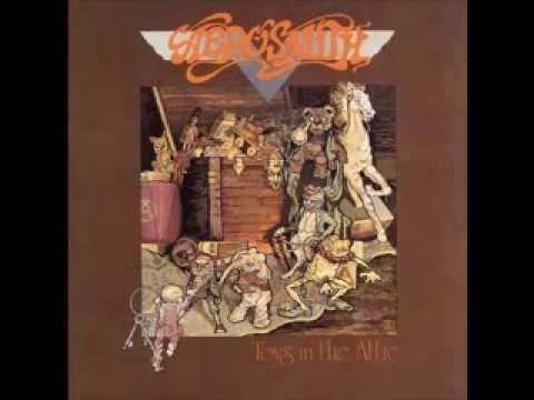 Aerosmith Toys In The Attic Full Album 1975 Youtube