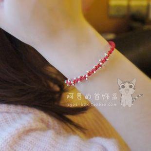 #silver #lucky #bracelet #阿贵的首饰盒
