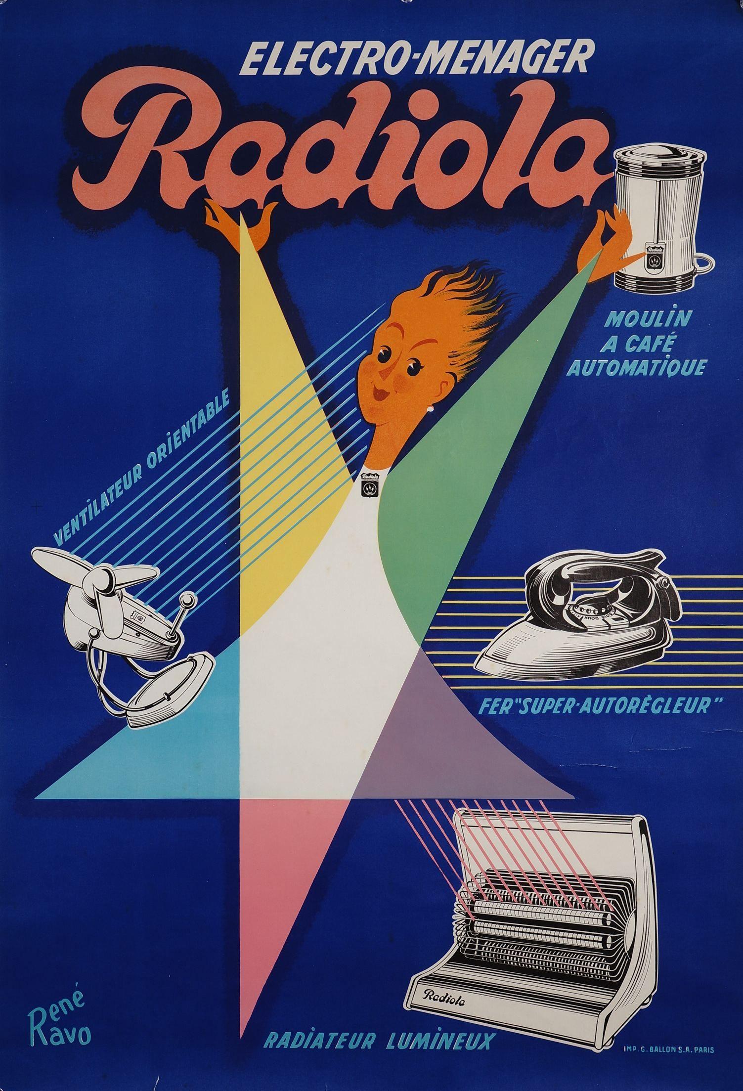 Radiola (1950s)