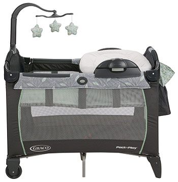 Graco Pack N Play Portable Napper Changer