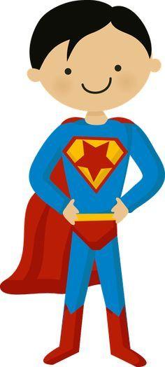 animated superman clipart - photo #27