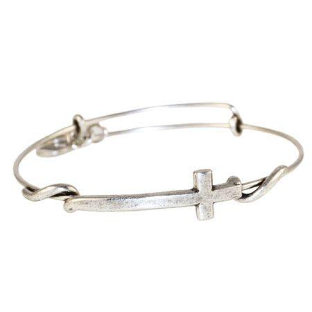 b86c0414e8223 alex and ani cross bracelet | Alex and Ani Russian Silver Cross Wrap ...
