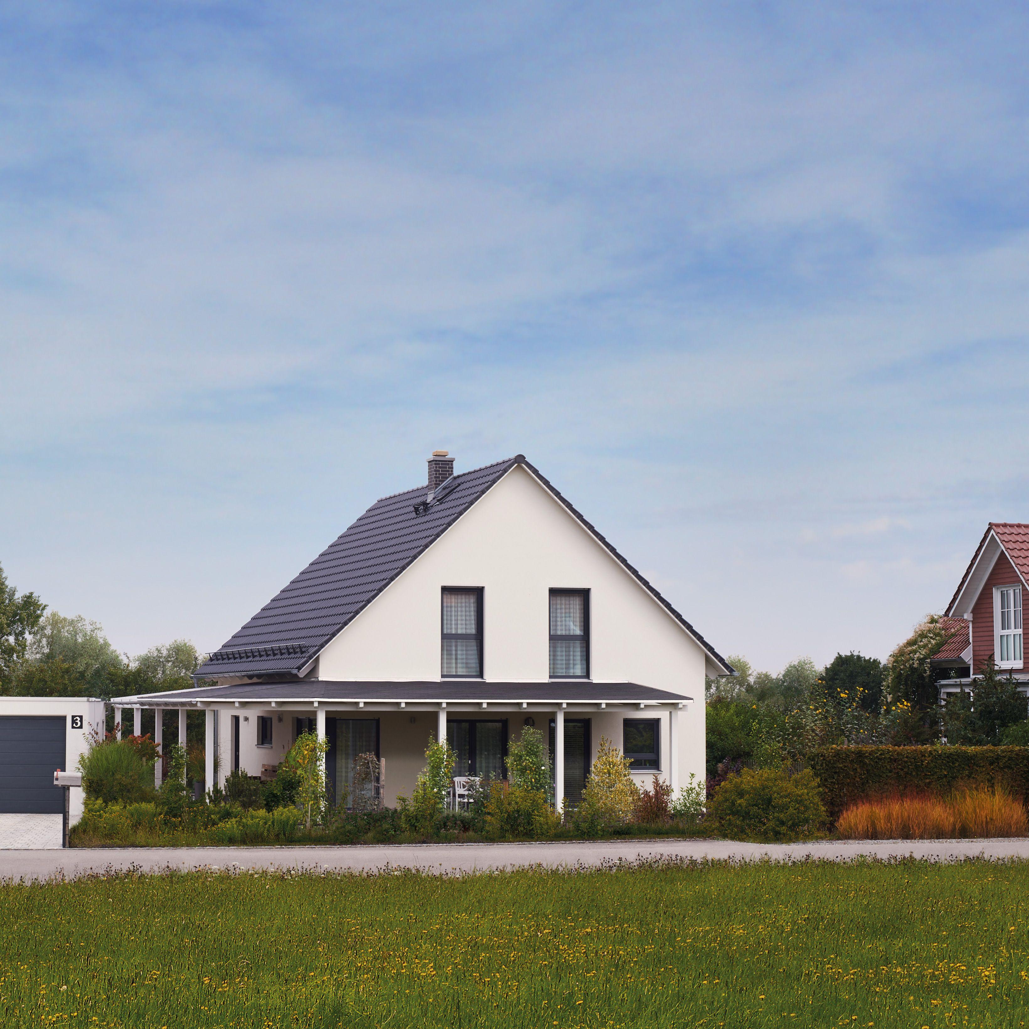 34++ Haus mit ueberdachter terrasse Sammlung