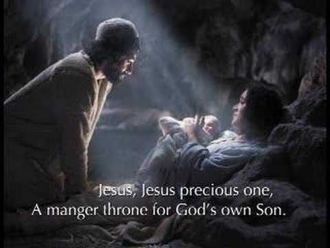 Manger Throne. Third Day f/ Derri Daugherty and Julie Miller | The nativity story, Christmas ...