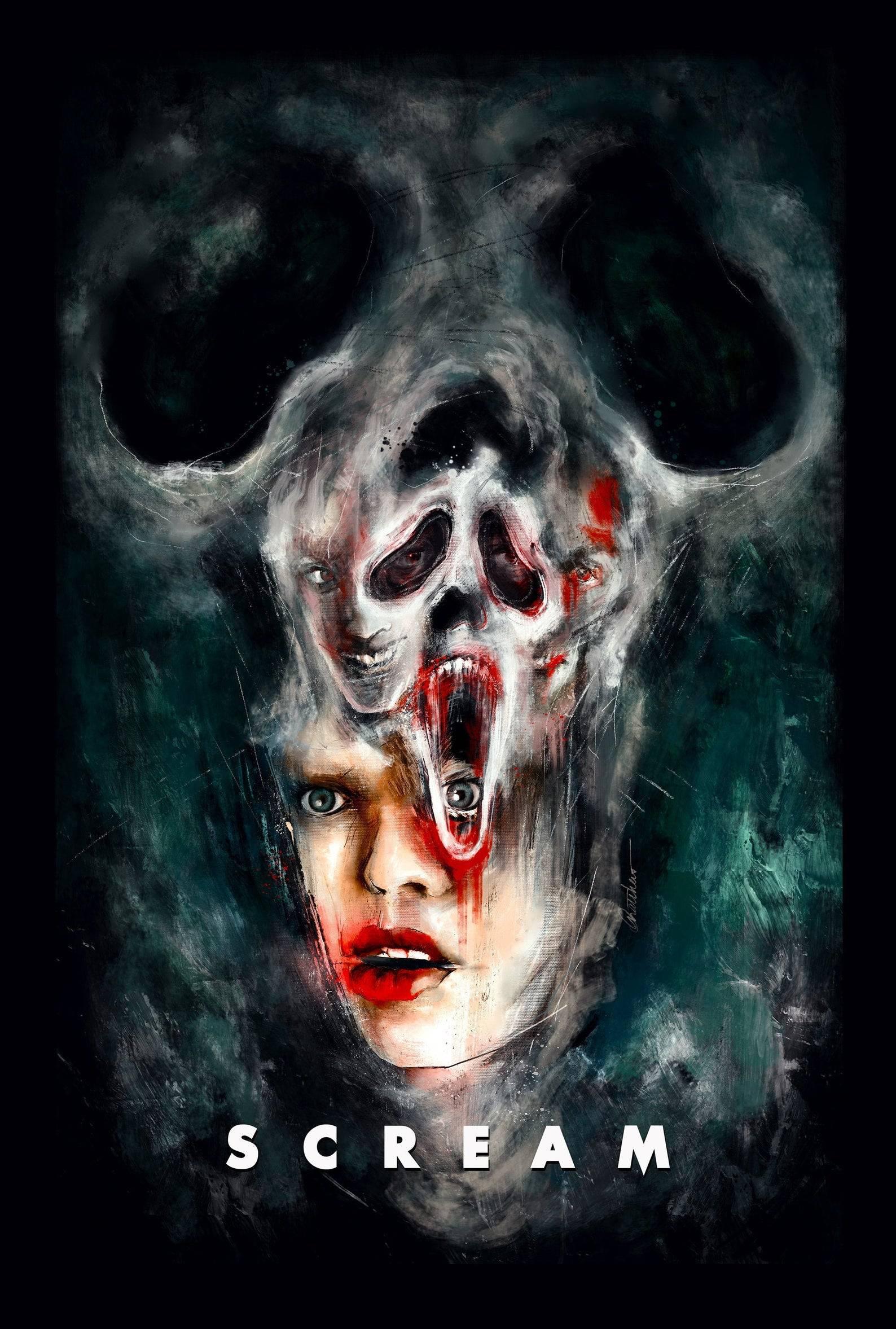 Pin by Jeanne Loves Horror💀🔪 on Ghostface Scream in 2020