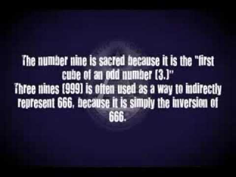 Illuminati and Occult Numerology 1 of 3 - http://numerologyhq.net/illuminati-and-occult-numerology-1-of-3/