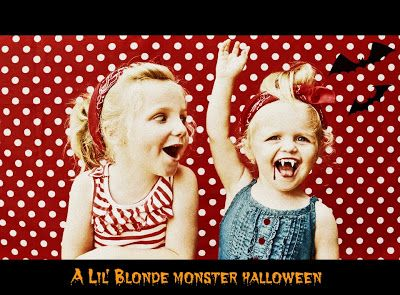Blonde And Monsters