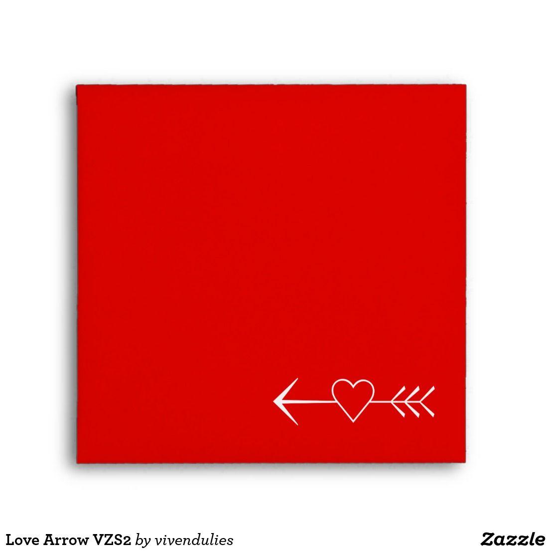 Love Arrow Vzs2 Envelope Arrow Envelope Love