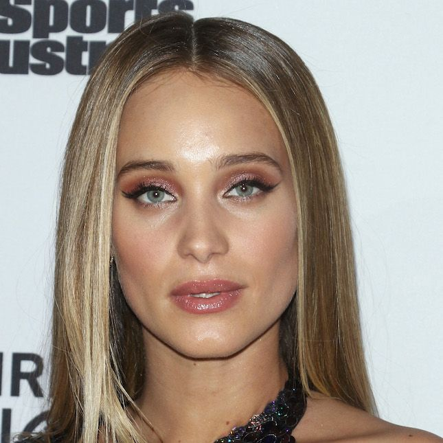 Here S How Pregnant Hannah Jeter Is Maintaining Her Hair