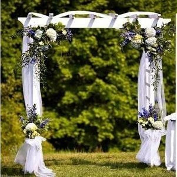 arches de mariage mariage mariage plein air arche mariage deco mariage. Black Bedroom Furniture Sets. Home Design Ideas