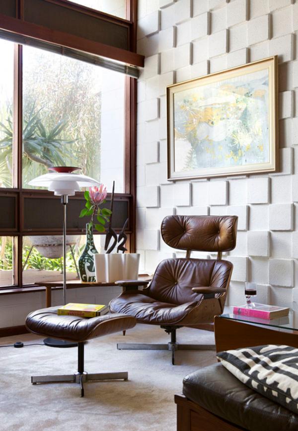 My 3d Room Design: Mid-century Interior, Trending