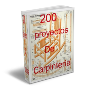 Darkness1 200 proyectos de carpinteria libro ilustrado for Decoracion del hogar pdf