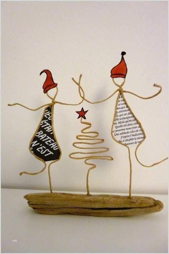 Papierdraht Figuren Vorlagen Schon Les Lutins Figurines En Ficelle Et Papier Ficelle Figu Basteln Weihnachten Draht Basteln Mit Papierdraht Draht Handwerk