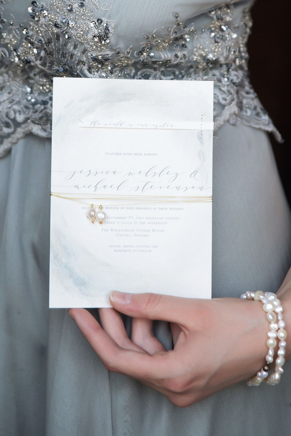 Ottawa wedding invitation designer LaFabère – lafabere.com | Wedding ...