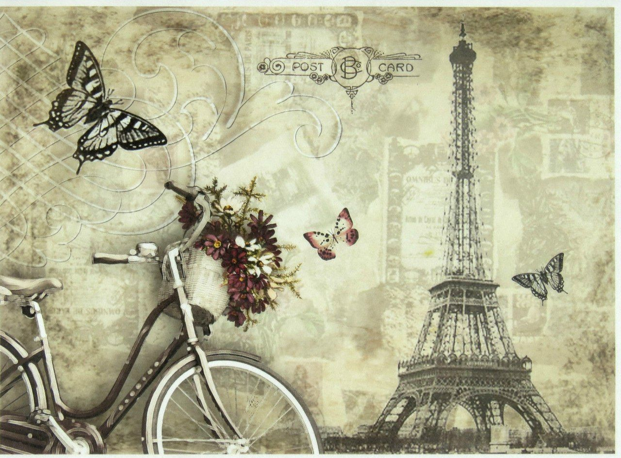 Париж открытки ретро, приколы