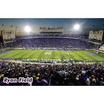 Ryan Field Northwestern University Worked A Couple Of Football Games At The Stadium Northwestern University Northwestern Field