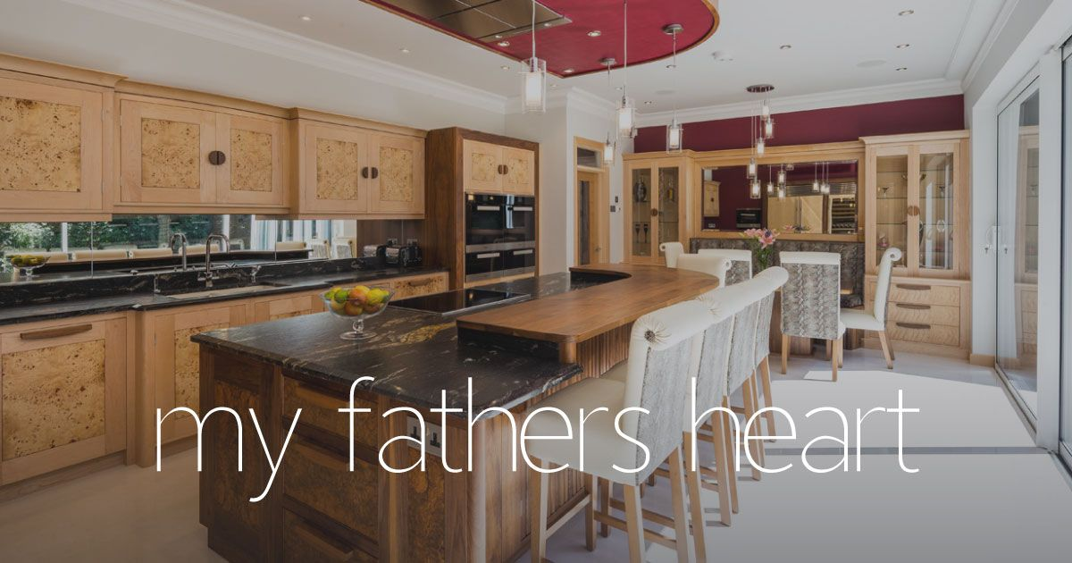 My Fathers Heart  Handmade In Sheffield With Passion Established Entrancing Kitchen Design Sheffield Review