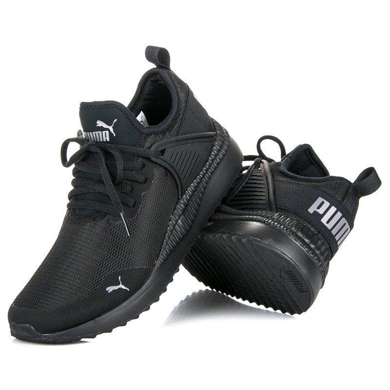 Puma Pacer Next Cage Czarne Puma Baby Shoes Shoes