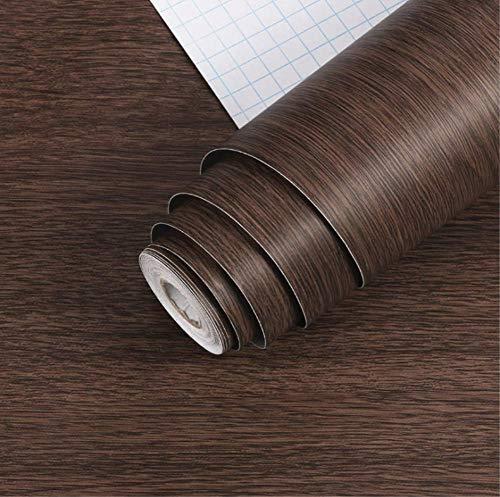 Wood Grain Contact Paper Self Adhesive Sticker PVC