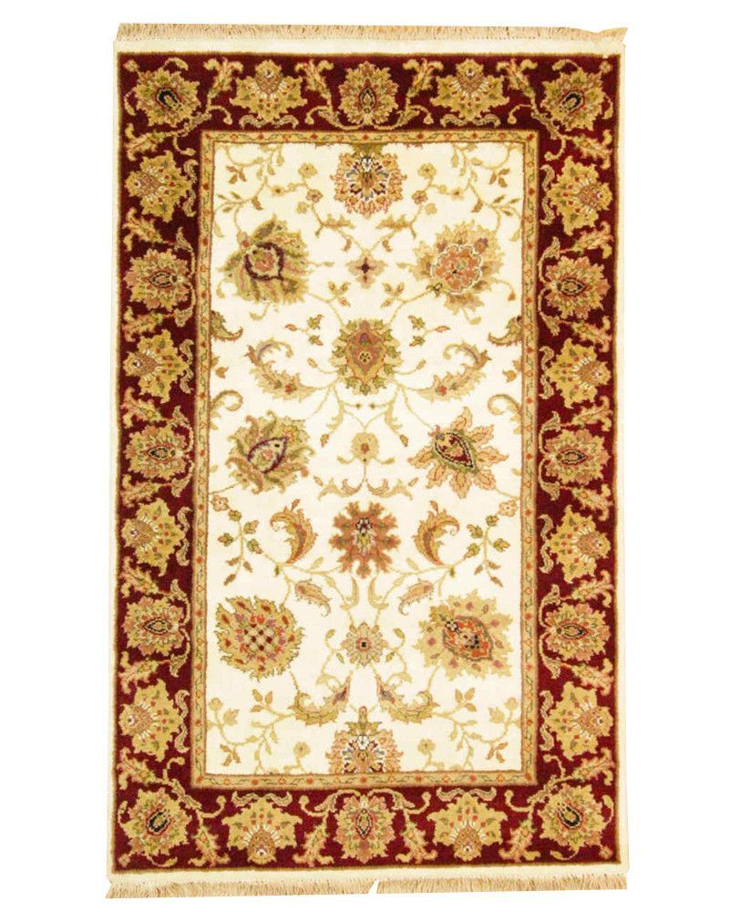 3' 1 x 5' 0 Traditional Hand Knotted Rug