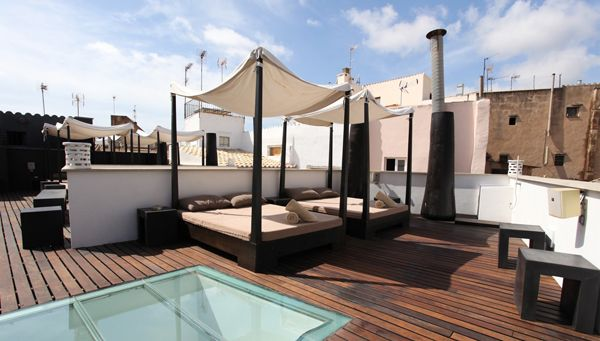 Puro hotel luxury design hotel located in palma mallorca for Mallorca design hotel