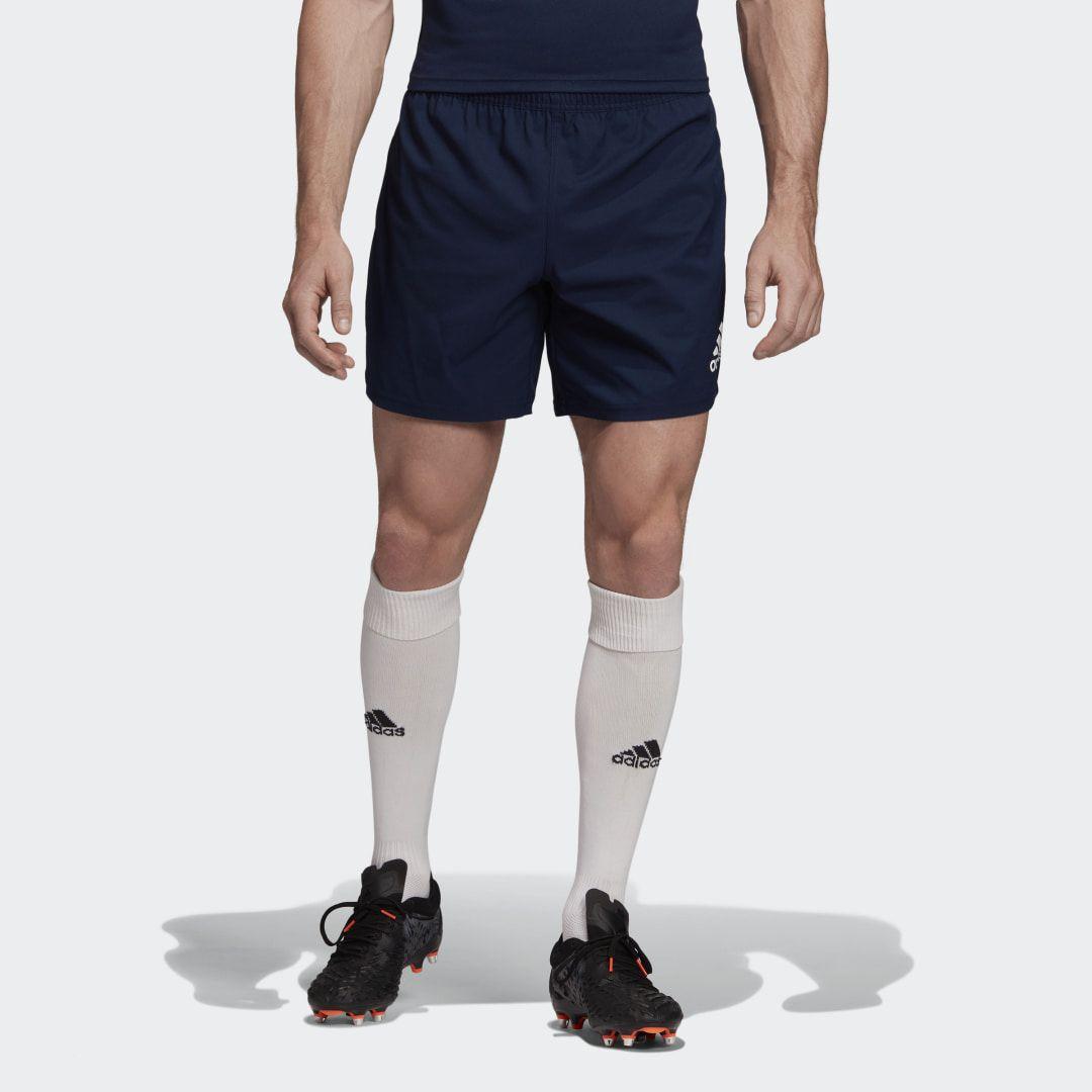 adidas 3-Streifen Shorts - Blau   adidas Deutschland