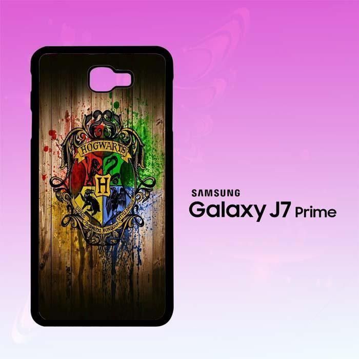 lowest price ff6d9 a170f Harry Potter Hogwarts X4499 Samsung Galaxy J7 Prime Case   Phone ...