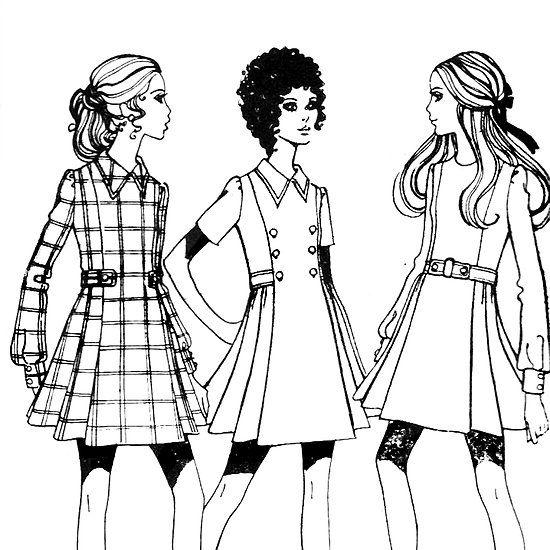 le roy weldons pattern 9223 mid 1960 s by lisa defazio 1965 1960s Clothes for Girls le roy weldons pattern 9223 mid 1960 s by lisa defazio