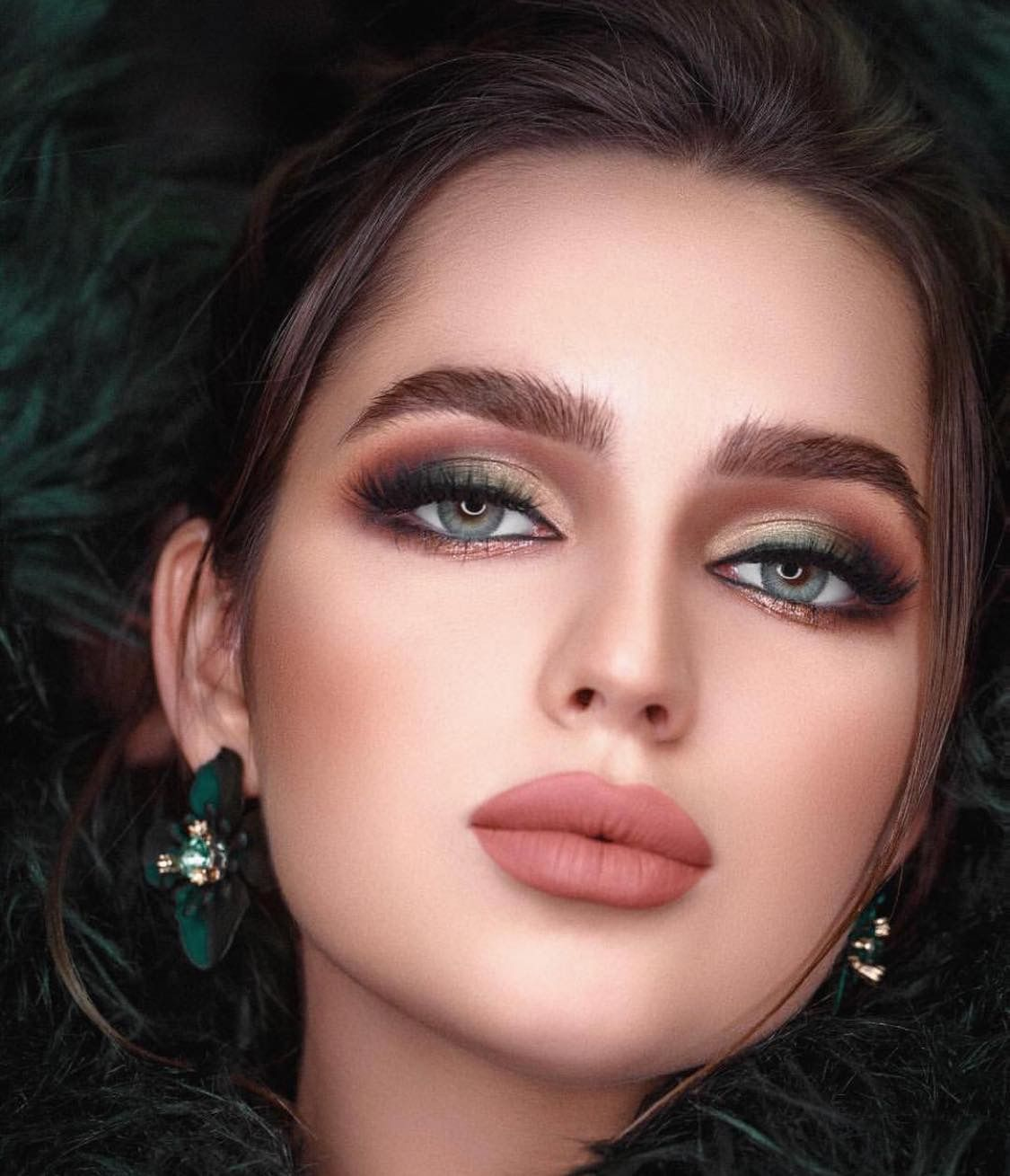 Pin by Fozeyah Solaim on Makeup in 2020 (With images