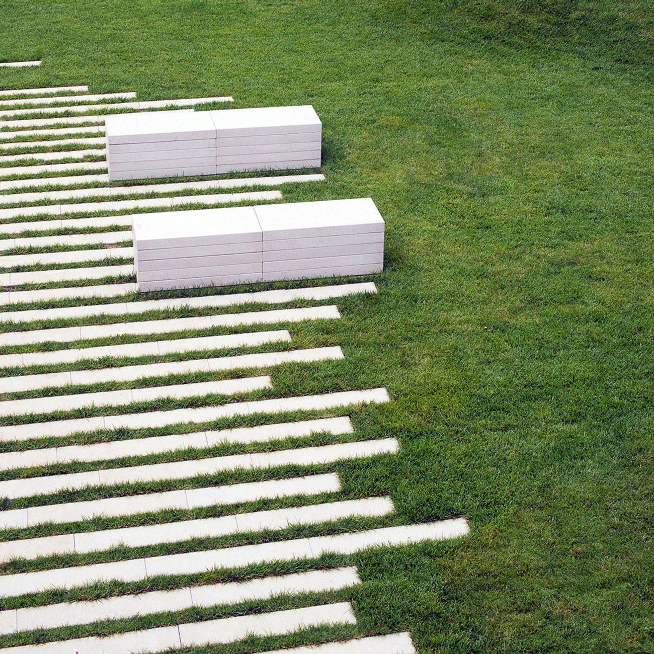 Pavimentazione arredo urbano pavimentazioni giardini for Decorazioni esterne giardino