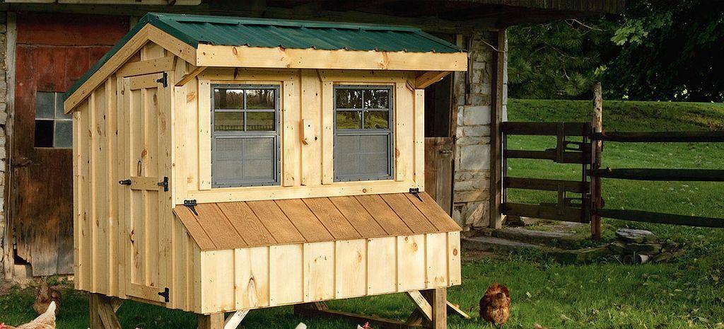 55 Backyard Chicken Coop Design Ideas   Backyard chicken coops ...