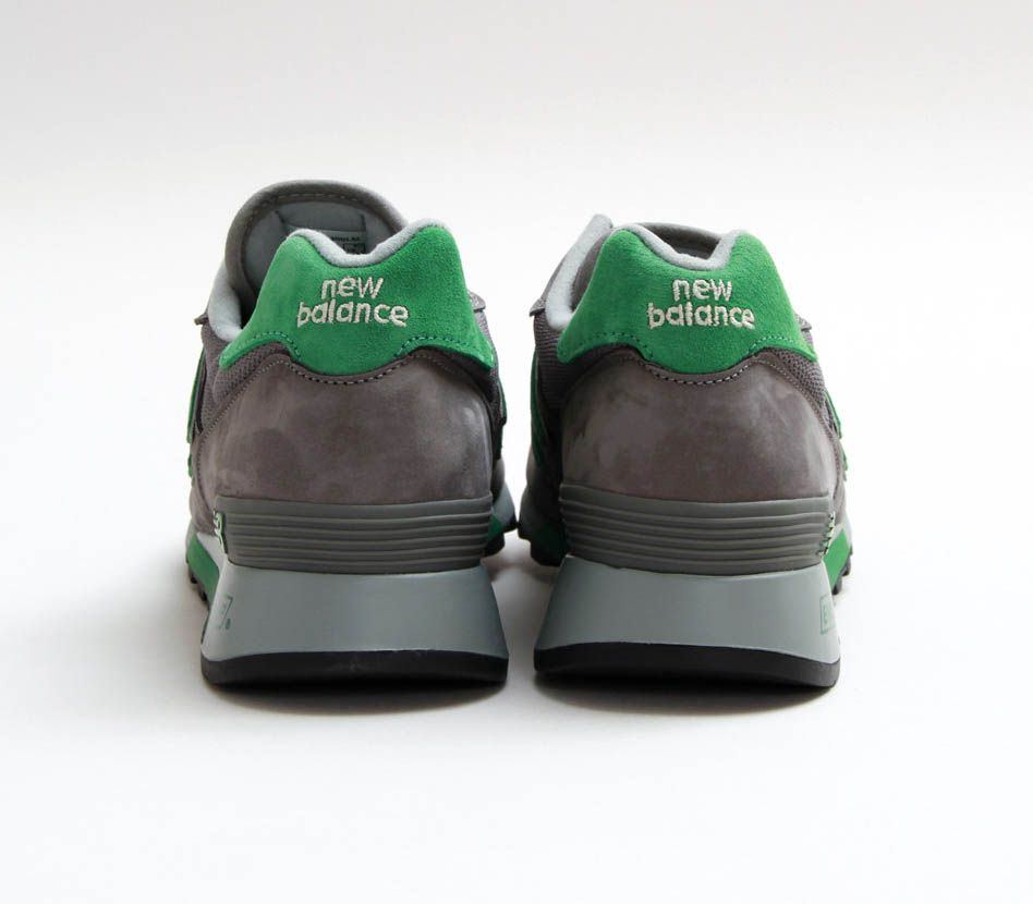 543ab1cb9d0f0 New Balance 1300 - Grey/Green | Sole Collector | Sneakers | Green ...