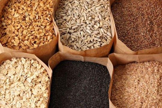 Tipos De Semillas Comestibles Nombres Semillas Comestibles Nutricion Dieta Macrobiotica