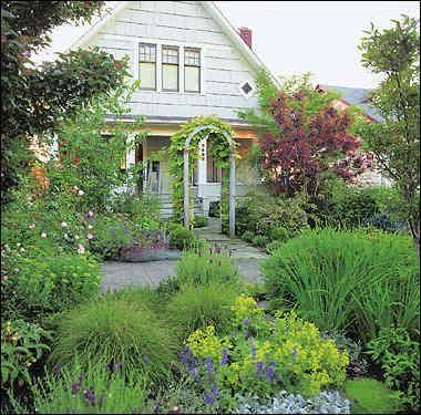 Exceptional Garden Landscaping · The Seattle Times: Pacific Northwest Magazine
