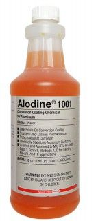 Bonderite M Cr 1001 Aero Formerly Alodine 1001 Aircraft Spruce How To Clean Aluminum Camper Windows Old Window Frames