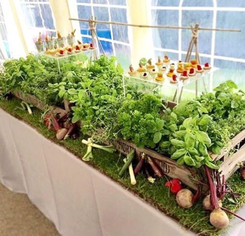 Canape Grazing Station Seasonal Local Delicious Perfect