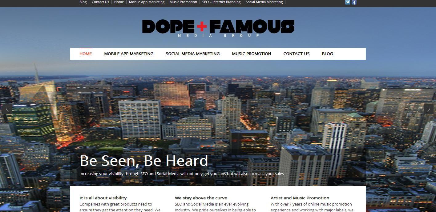 Dope & Famous: jong, mee met zijn tijd. Laat een vernieuwende indruk na.