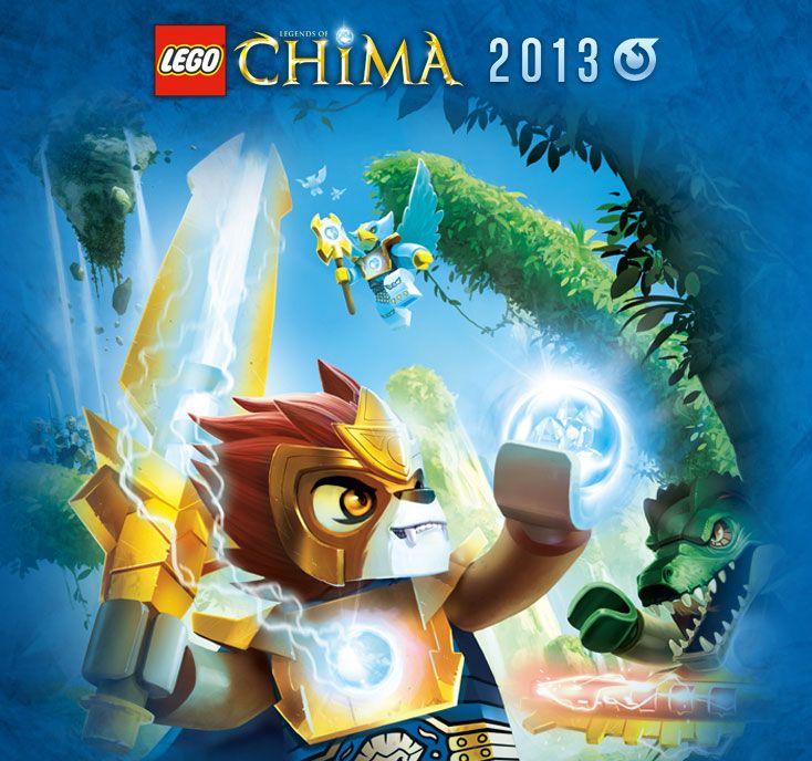 Lego Chima Spiele