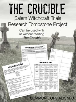 Salem witch trialscrucible tombstone research project english salem witch trialscrucible tombstone research project fandeluxe Choice Image