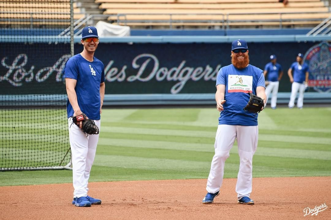 Dodgers dodgers girl dodgers cody bellinger