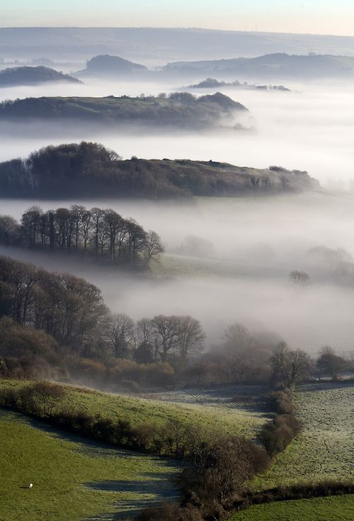Dorset.   Places to dream about -