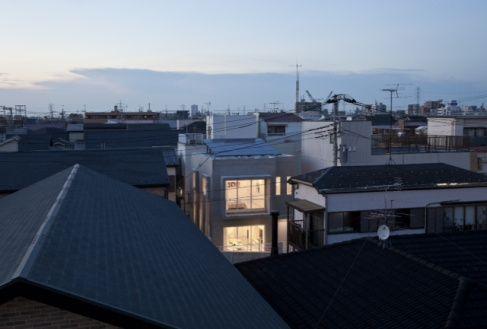 Modern Zen Design House  Architect: Ryushi Kojima  Location: Tokyo, Japan  Year built: 2012
