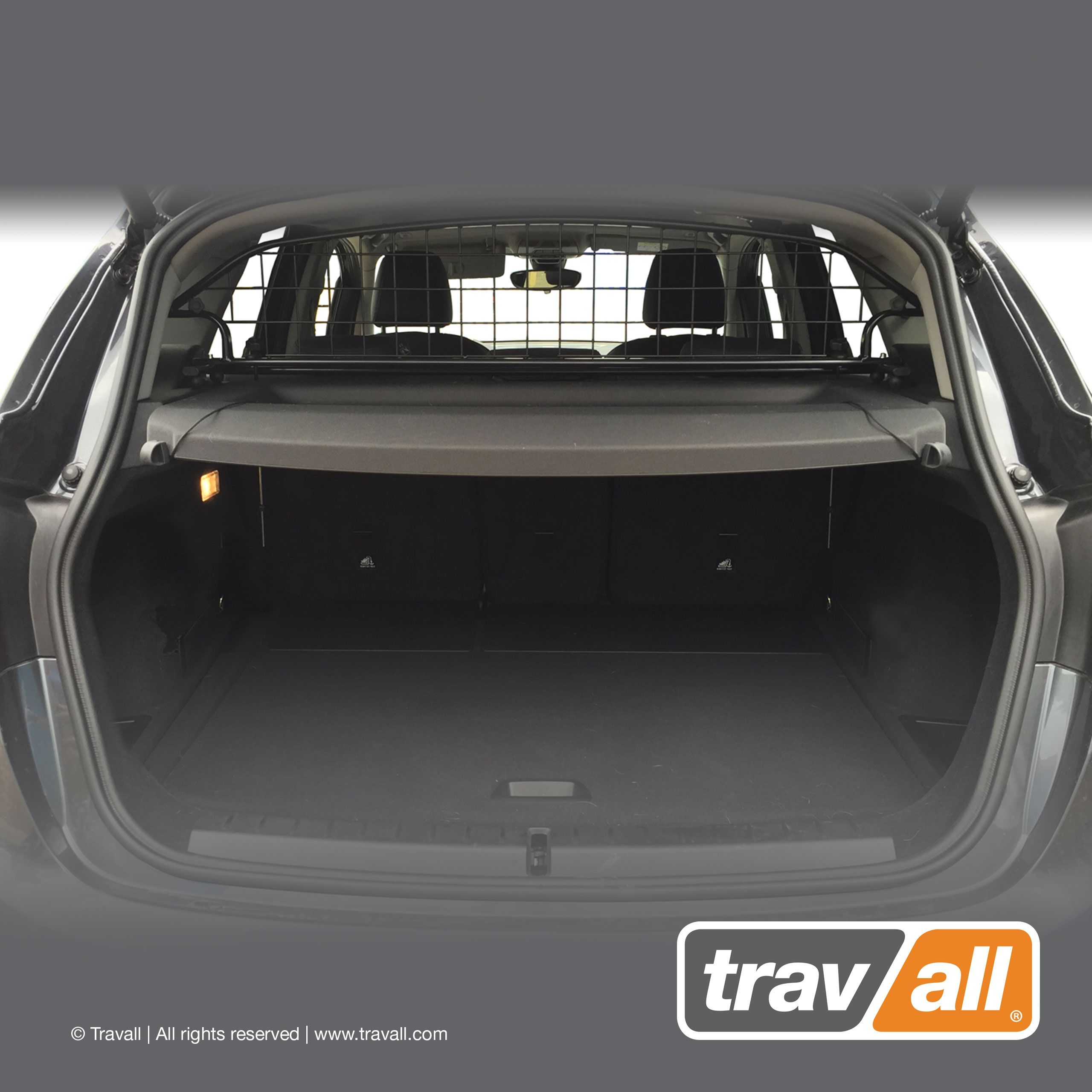 Vehicle Specific Dog Guard That Fits The Bmw 2 Series Active