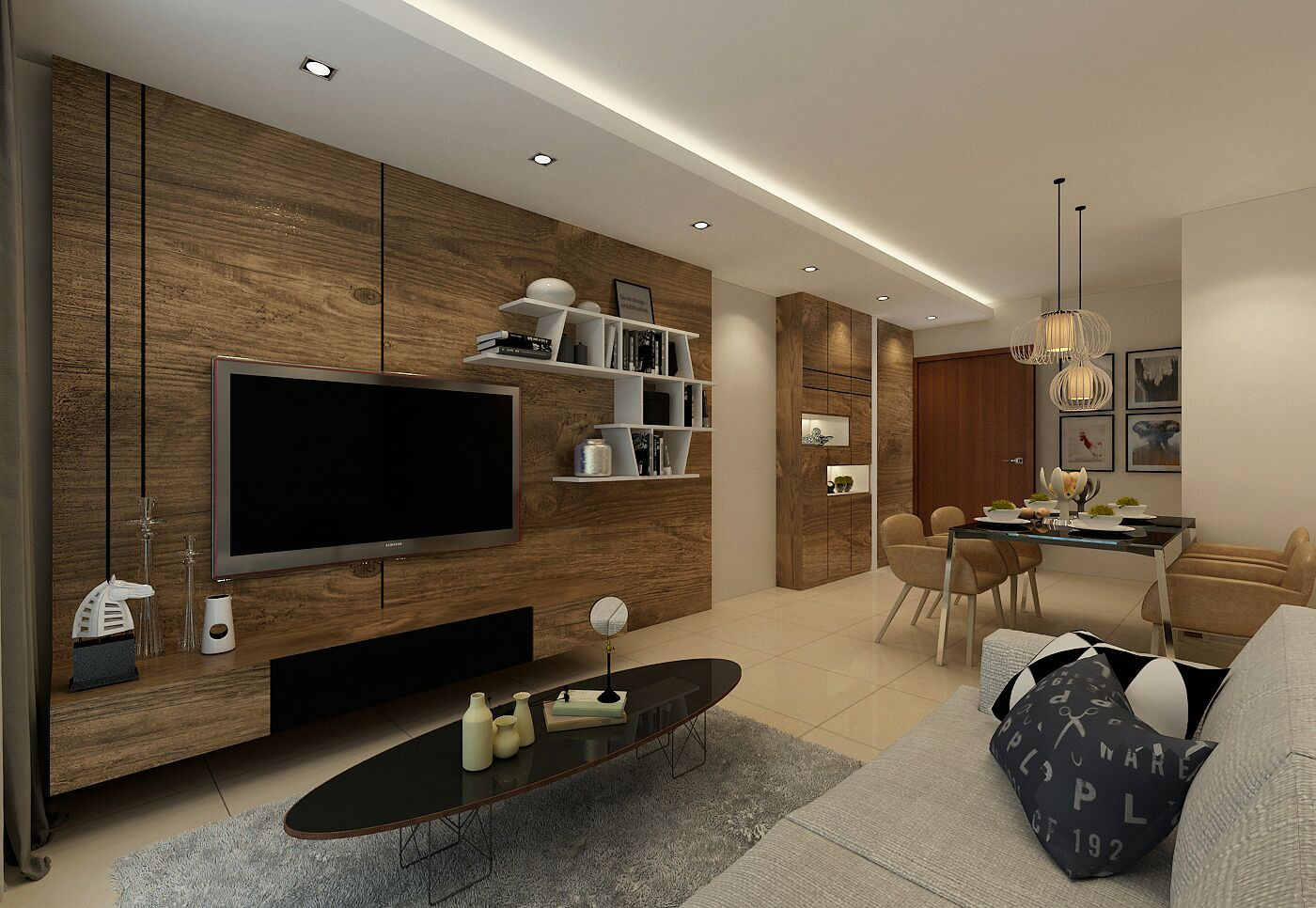 Residential Interior Design Renovation Contractor Singapore Hdb Renovation Contractor In Singapore Interior Design Bedroom Design Home