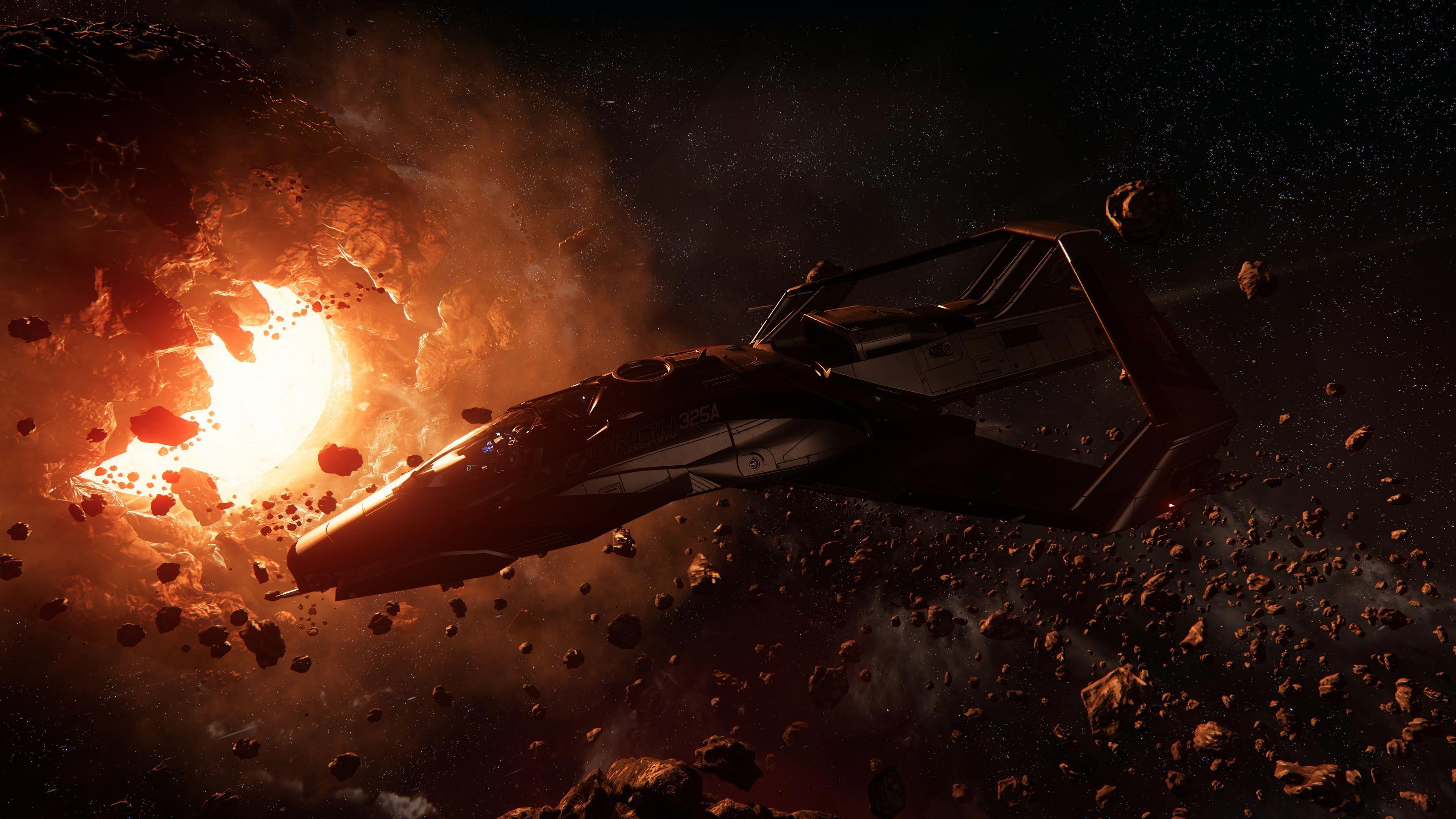 Starcitizenspaceships Star Citizen Spaceship Sci Fi